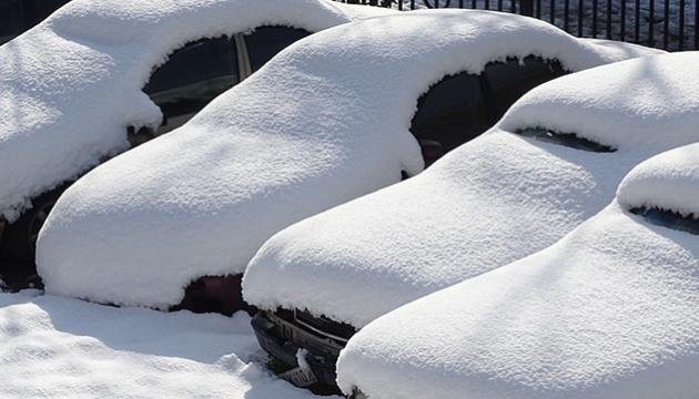 У мексиканському місті випало до 1,5 м снігу