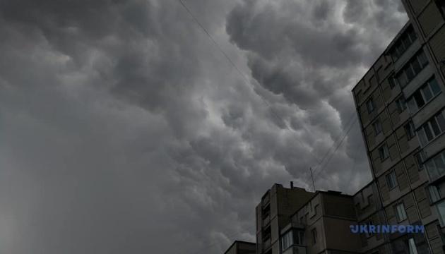 Storm warning declared all over Ukraine