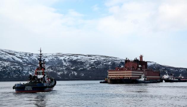 """Росія хоче відбуксирувати свій """"плавучий Чорнобиль"""" в Арктику – ЗМІ"""