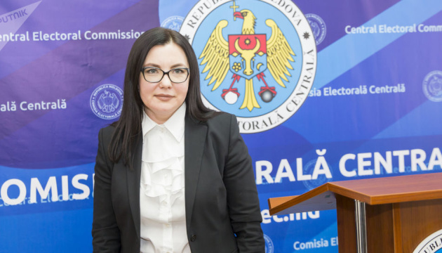 Глава ЦВК Молдови подала у відставку