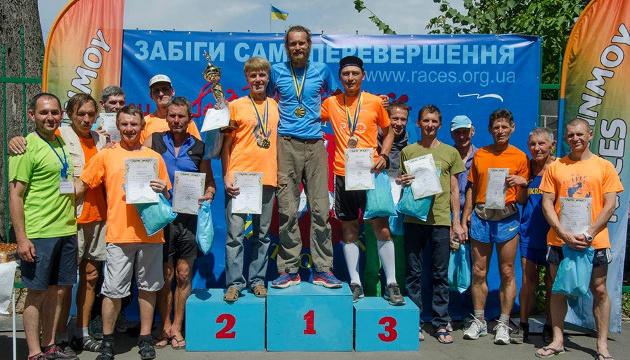 У Вінниці відбувся чемпіонат України з 48-годинного бігу