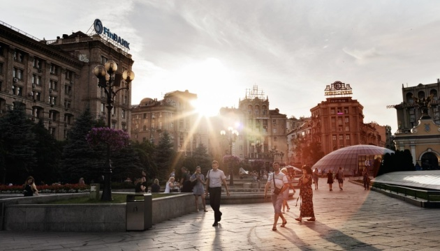 Липень у Києві почався з температурних рекордів