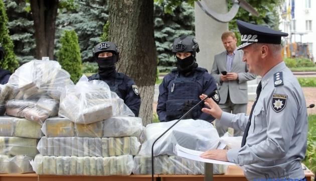 У Києві вилучили рекордну партію кокаїну на $60 мільйонів - Князєв