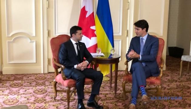 Зеленський заявив про домовленості з Канадою щодо спрощених поїздок для українців