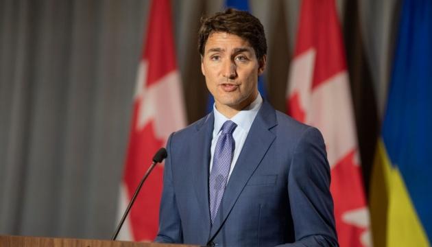 Trudeau: Canada will always support Ukraine