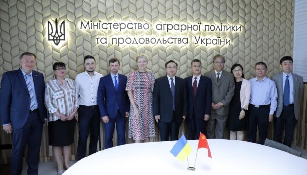 Україна цьогоріч експортувала до Китаю агропродукції на майже $800 мільйонів