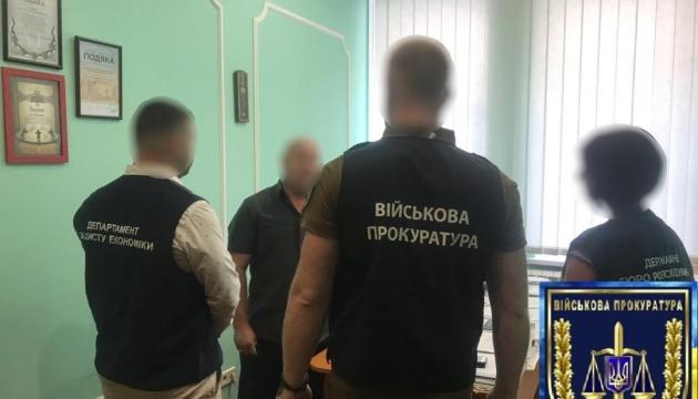 На хабарі затримали заступника директора Департаменту культури КМДА