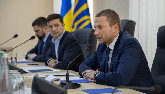 Зеленський запевняє, що новий голова Донеччини не спілкується з братом із