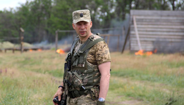 Zelensky appoints Oleksandr Syrsky as commander of Ukrainian Ground Forces