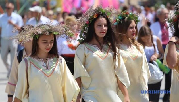 На Херсонщині почався фестиваль