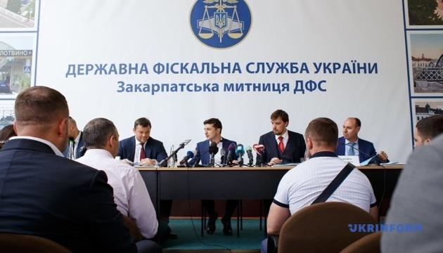 Зеленський представив нового голову Закарпатської ОДА