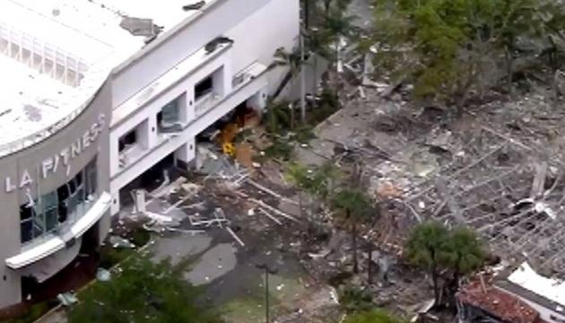 Від вибуху у Флориді постраждали два десятки людей