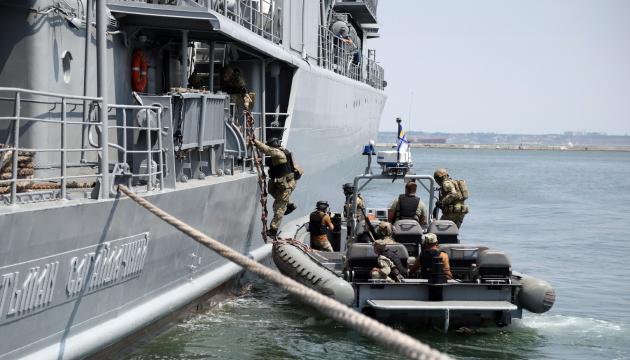 У Генштабі ЗСУ розповіли про провокації Росії під час Sea Breeze-2020