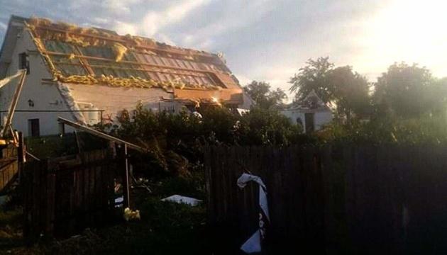 Румунією пронісся торнадо: пошкоджені будинки, є постраждалі