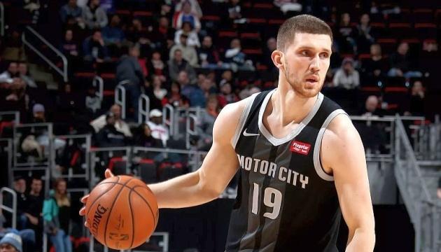 Українець Михайлюк став найрезультативнішим у матчі Літньої ліги НБА