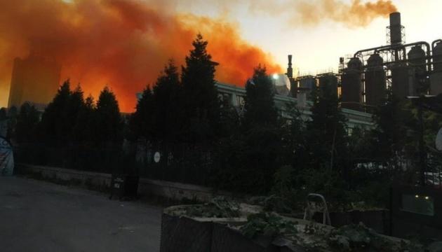 У Туреччині стався вибух на хімічному заводі