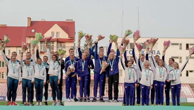 В Луцке завершился командный ЧЕ-2019 по легкоатлетическому многоборью
