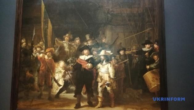 Реставрацію картини Рембрандта транслюватимуть онлайн