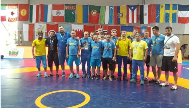 Українські борці греко-римського стилю завоювали 8 медалей Гран-прі Іспанії