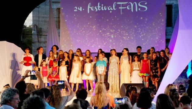 11-річний українець увійшов у трійку кращих на фестивалі в Словенії