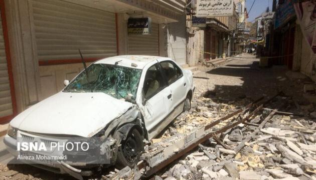 Землетрус в Ірані: кількість постраждалих зросла до 64