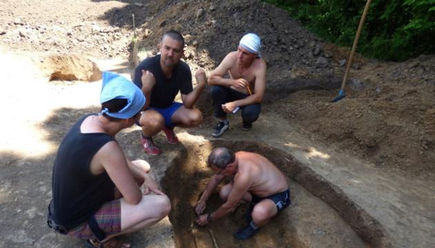 На Полтавщині археологи дослідили 18 скіфських поховань