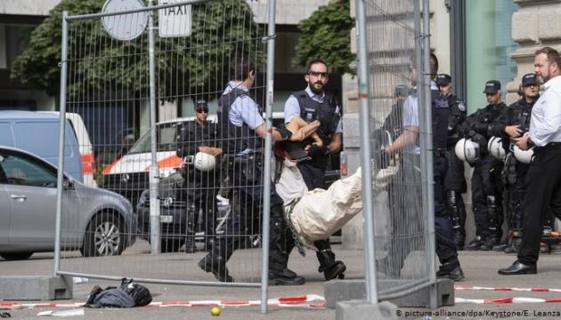У Швейцарії поліція затримала 20 учасників акції проти зміни клімату