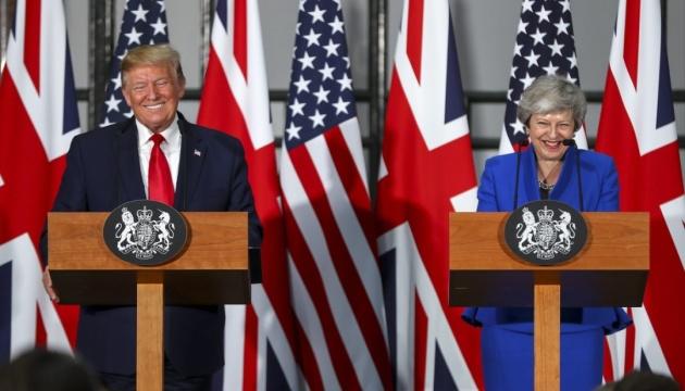 Трамп заявив, що не хоче мати справ з послом Британії