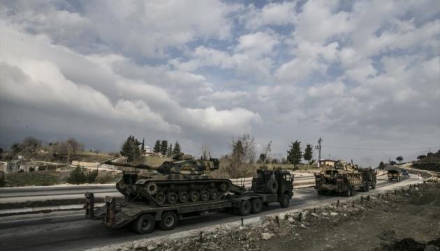 Турецькі війська увійшли на територію Сирії — Bloomberg