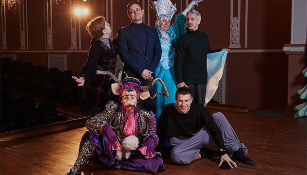 #ГероїНашихСердець: луганський театр-переселенець