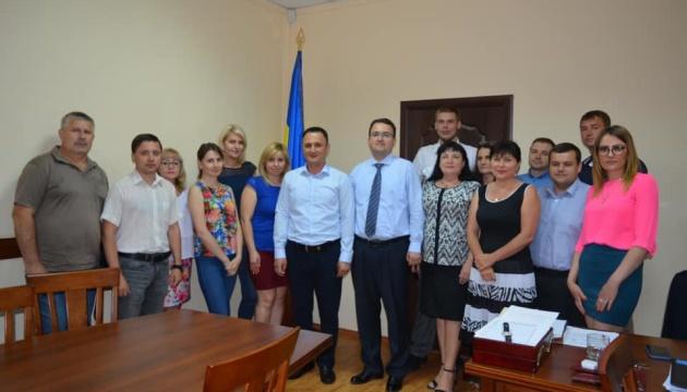 Перший заступник представника Президента в Криму подав у відставку