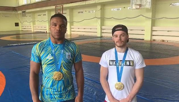 Беленюк і Верняєв запросили Зеленського на зустріч з українськими спортсменами