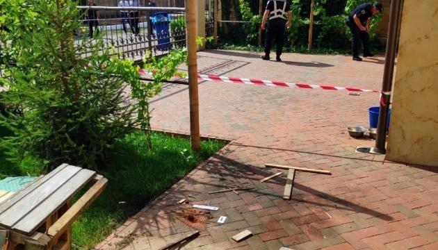 На Одещині підірвали гранату на подвір'ї громадського активіста