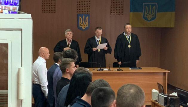 Одеський суд зняв арешт з майна обвинувачених у