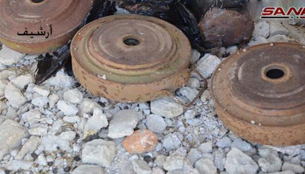 У Сирії від вибуху міни загинули семеро підлітків