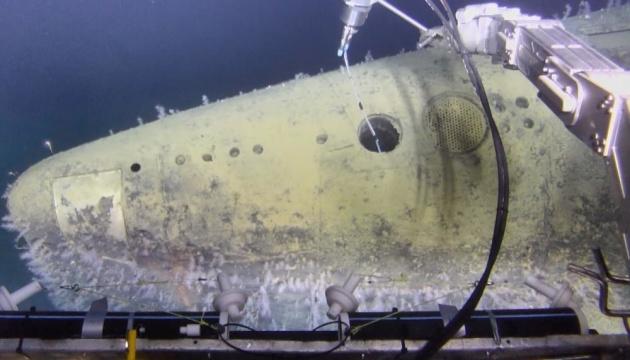 Норвегія зафіксувала витік радіації на місці загибелі радянської субмарини