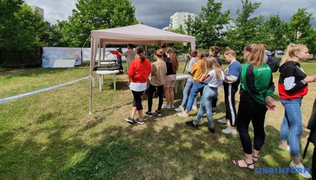 Понад 250 дітей з України змагаються на Парафіаді у Варшаві