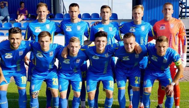 Студентська збірна України з футболу програла в 1/4 фіналу Універсіади-2019
