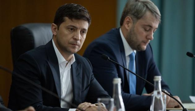 Зеленський вигнав із зали секретаря Бориспільської міськради