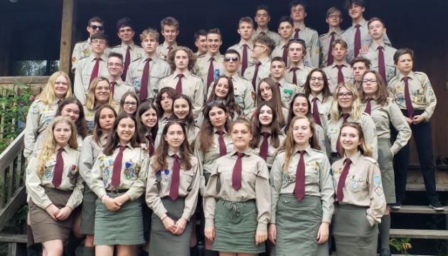У Канаді триває вишкільний табір СУМ
