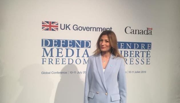 Росію не покликали на міжнародну конференцію з питань свободи ЗМІ — Джапарова