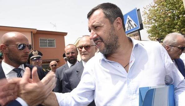 В Італії почали розслідування через російське фінансування партії Сальвіні