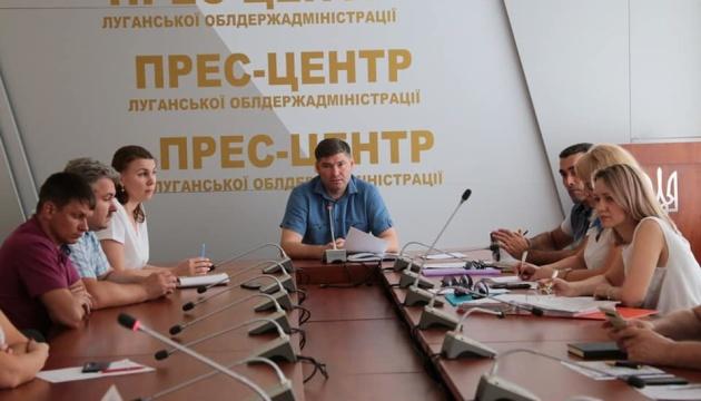 Будівництво на Луганщині нової залізничної гілки перейшло в практичну площину