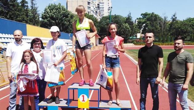 На Одещині відбулися всеукраїнські змагання з легкоатлетичного триборства