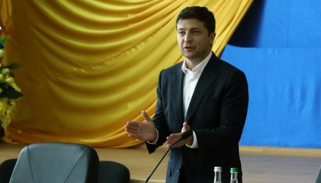 ゼレンシキー大統領、2014~19年の政権高官の排除を提案