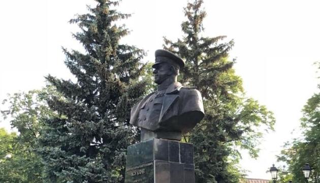 У Харкові відновили пам'ятник Жукову