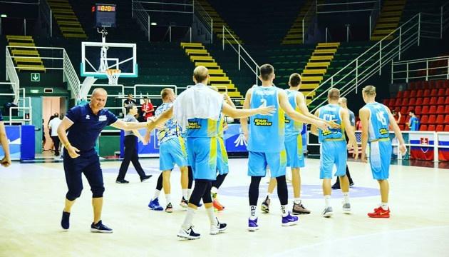 """Чоловіча збірна України з баскетболу сьогодні побореться за """"золото"""" Універсіади"""