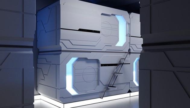 У Києві з'явиться перший космічний готель