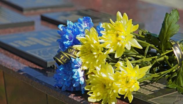 У Миколаєві вшанували пам'ять десантників, загиблих під Зеленопіллям у 2014 році