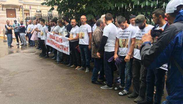 Обнародовали список задержанных в Москве крымских татар — всего 45 имен